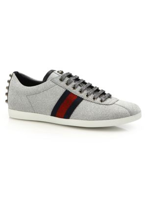 gucci male sparkle sneakers