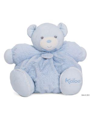 """12"""" Chubby Blue Bear"""