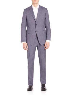 Tropical Wool Suit