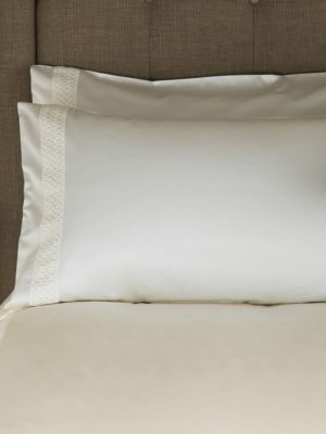 Clessidra Pizzo Pillowcase