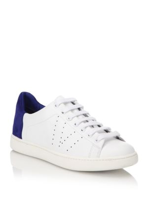 Varin Leather & Suede Sneakers