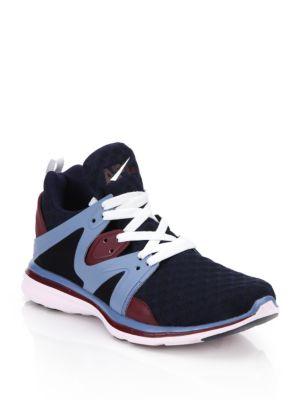 Ascend Mesh & Rubber Runner Sneakers