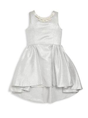Girl's Hi-Lo Grammy Dress