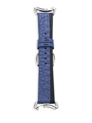 Selleria Two-Tone Leather Watch Strap/17mm