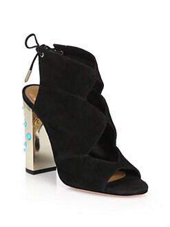 424adc771b1 Aquazzura Pasadena Sandals from Saks Fifth Avenue - Styhunt