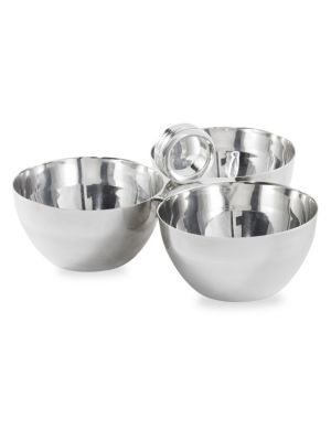Montgomery Three Nut Bowls