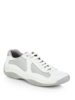 prada shopping bag nylon - Prada | Men - Shoes - Saks.com