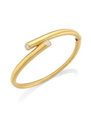 CARELLE Whirl Diamond Bracelet