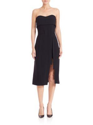 Rafaeli Crossover Dress