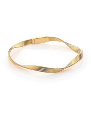 Marrakech 18K Yellow Gold Bracelet