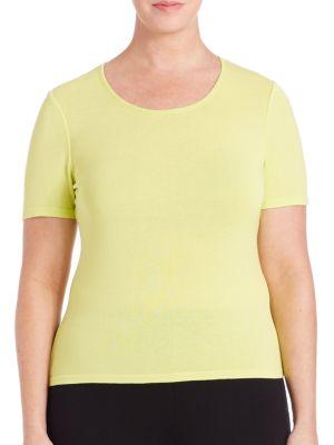 Jersey Tee plus size,  plus size fashion plus size appare