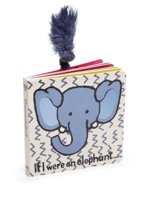 """""""If I Were An Elephant"""" Book"""