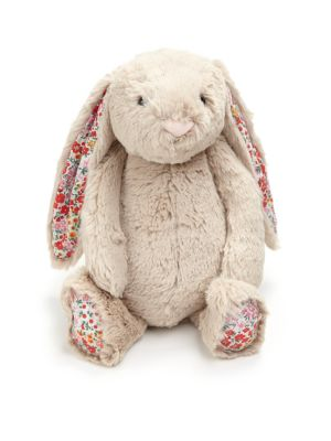 Blossom Bunny Posey Plush Toy