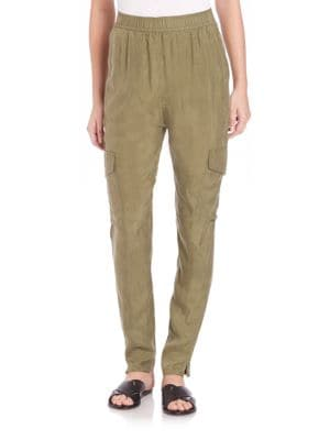 SET - Drapey Cargo Pants