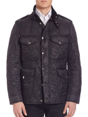 Garrington Quilted Jacket