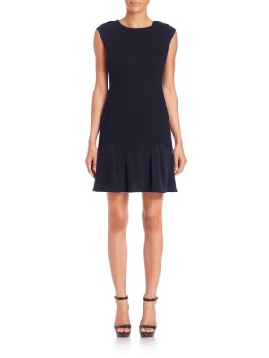 Stacy Mini Flounce Dress