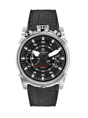 CT SCUDERIA Coda Corta Stainless Steel Watch