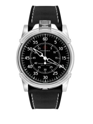 CT SCUDERIA 0-60 Stainless Steel Watch