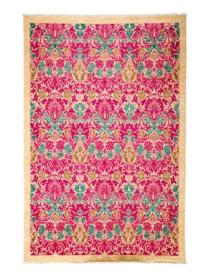 Arts Collection Handmade Wool Rug