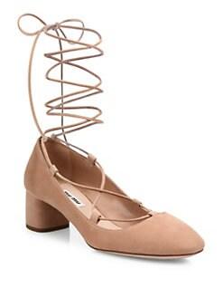 Shoes - Shoes - Pumps \u0026amp; Slingbacks - Saks.com