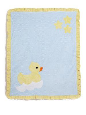 Baby's Lucky Duck Blanket