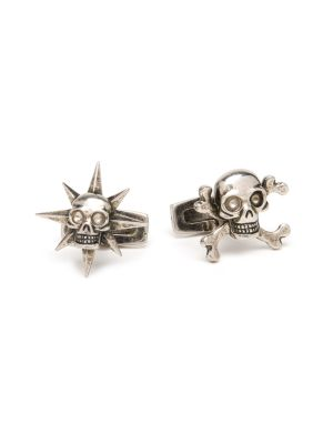 Asim Star Skull Cuff Links