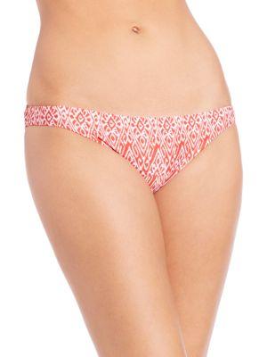 Kilim Ikat Classic Bikini Bottom