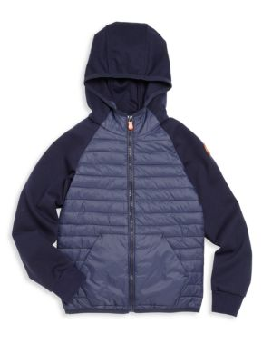 Kids Unisex Hooded Jacket
