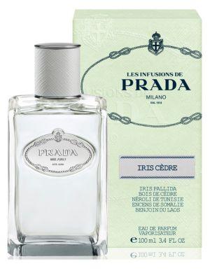 Les Infusions Iris Cèdre Eau de Parfum