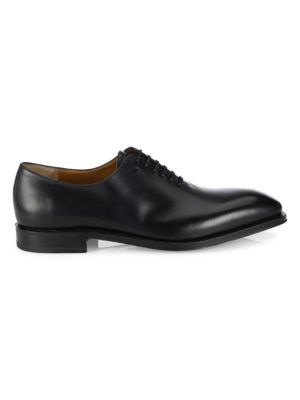Leather Lace-Up Dress Shoes
