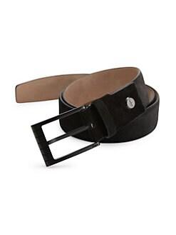 Men - Accessories - Belts - Saks.com