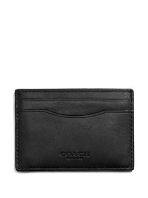 COACH 1941 Leather Card Case