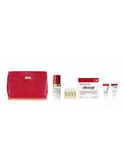 Receive a free 4-piece bonus gift with your $500 Cellcosmet Switzerland purchase & code
