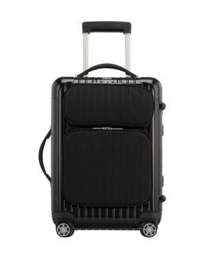 "RIMOWA Salsa Deluxe Hybrid 22"" Multiwheel Suitcase"