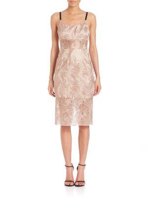 Swirled Cami Dress