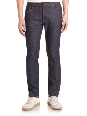 Thin Finn Slim Straight Jeans
