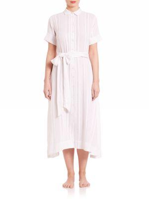 Cotton & Linen Shirtdress