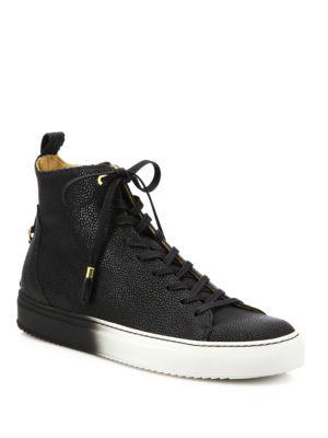 Alfa High-Top Sneakers