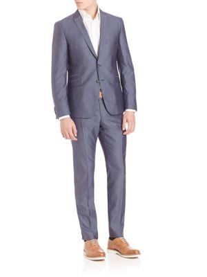 Silk Blend Suit