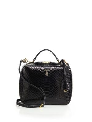 Laura Python Camera Bag