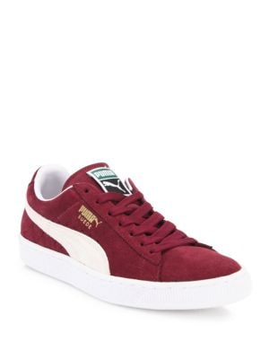 DC5 Classic Suede Low Sneakers