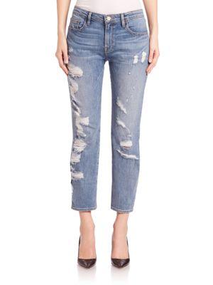 Jeanși de damă FRAME Le Grand Garcon