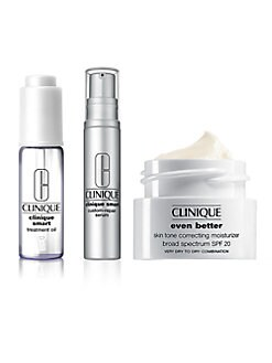 Receive a free 3-piece bonus gift with your $60 Clinique purchase