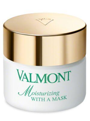 Hydration Moisturizing with a Mask