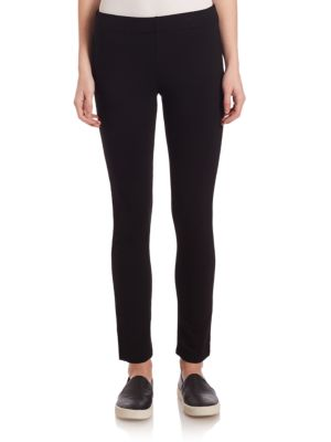 Pantaloni leggings de damă SAKS FIFTH AVENUE X MAJESTIC FILATURES