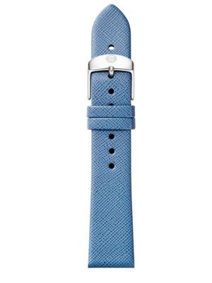 Saffiano Leather Watch Strap/18MM