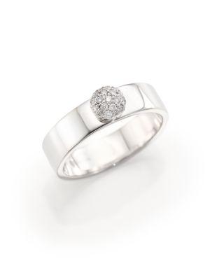 Affair Love Always Diamond & 14K White Gold Ring