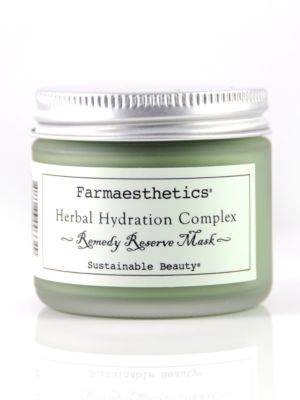 FARMAESTHETICS HERBAL HYDRATION COMPLEX REMEDY RESERVE MASK