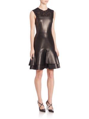 Buy Jason Wu Sleeveless Leather Dress online with Australia wide shipping