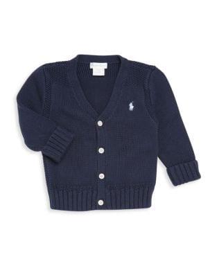 Baby's Knit Cardigan
